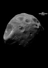 El imagen de phobos