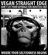 El imagen de veganarchismus